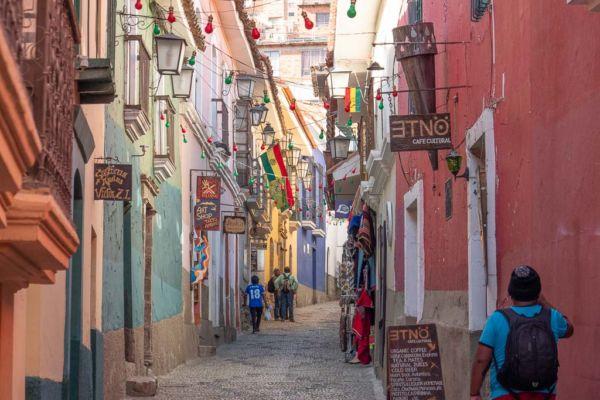 La Paz Calle Jaen