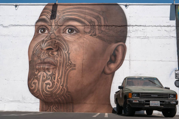 beste Graffitis Art Districts Los Angeles Sehenswürdigkeiten