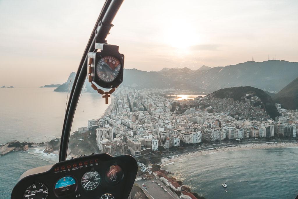 Hubschrauber Rundflug Rio de Janeiro