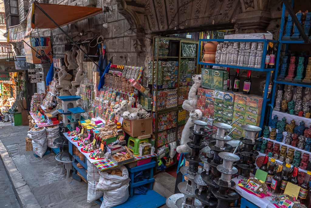 Hexenmarkt La Paz Sehenswürdigkeit