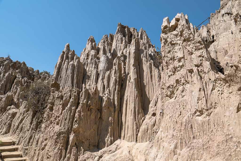 La Paz Sehenswürdigkeiten Valle de La Luna