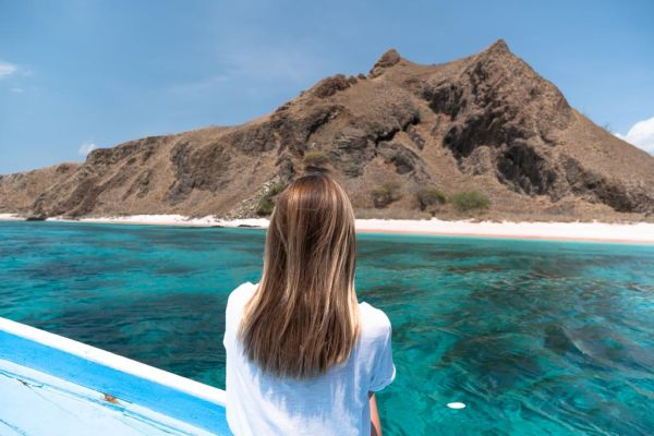 Komodo Nationalpark per Boot erkunden