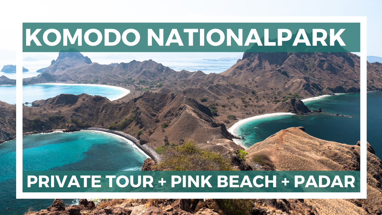 private Komodo Nationalpark Tour