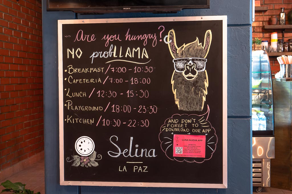 La Paz Hotel Selina Restaurant