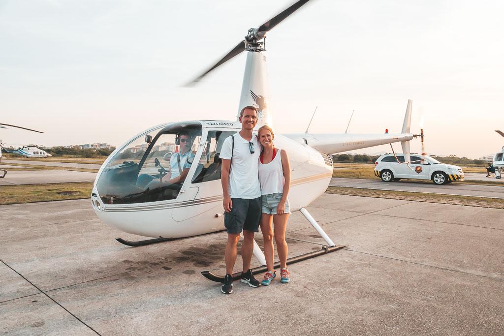 Helikopter Rundflug Rio de Janeiro