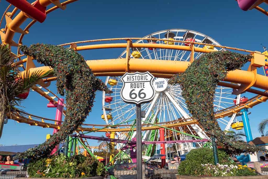 Pacific Park Route 66 LA