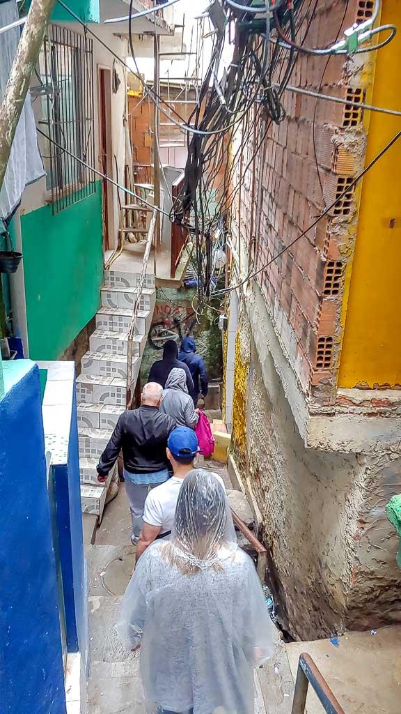 Santa Marta Favela Tour