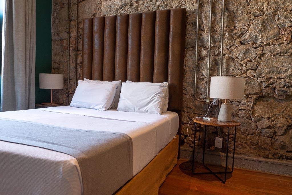 Rio de Janeiro Hotel Selina Lapa Zimmer