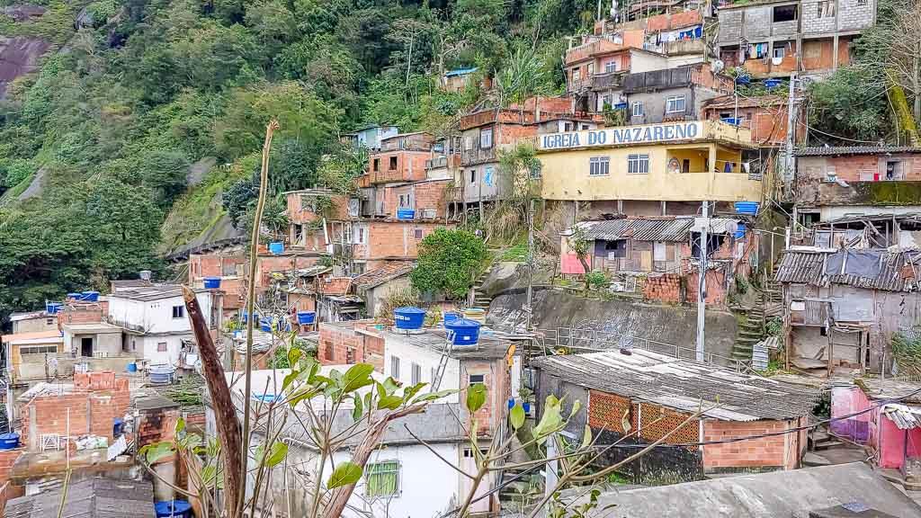 Tour Santa Marta Favela Rio de Janeiro