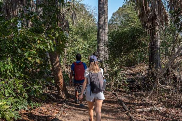 Komodo Island Wanderung