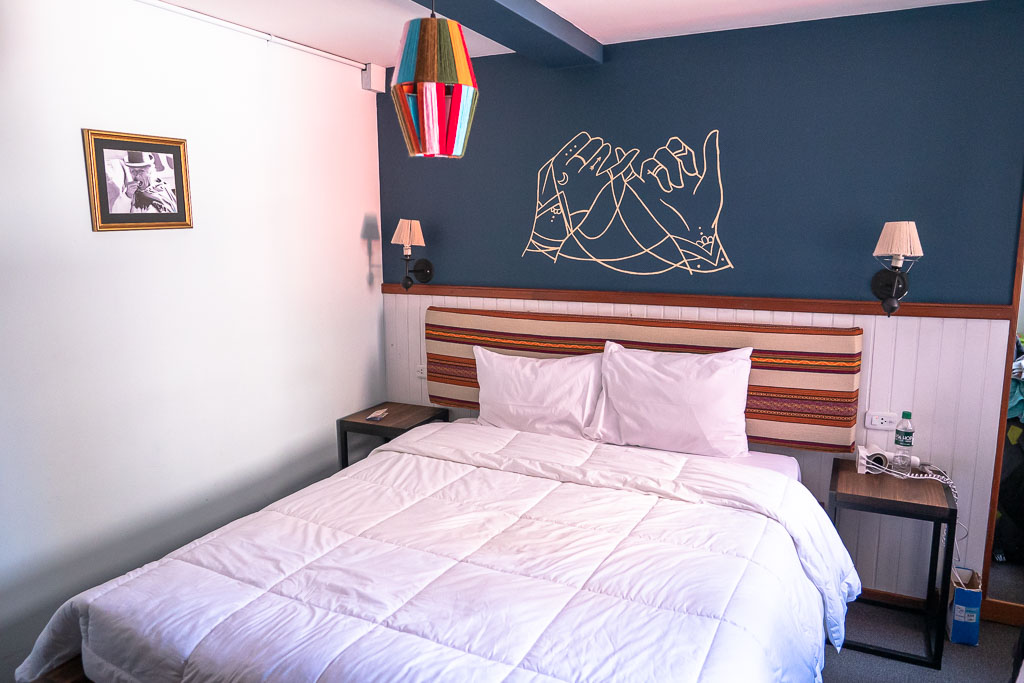 Selina La Paz Hotel Zimmer