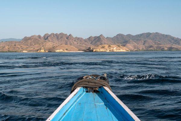 Komodo Nationalpark private Bootstour