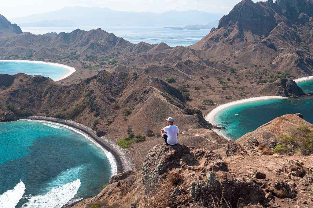 Padar Island private Komodo Nationalpark Tour
