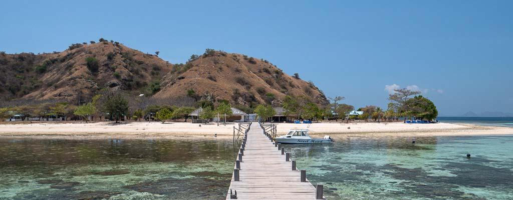 Rinca Island Tour Beitrag Header Bild