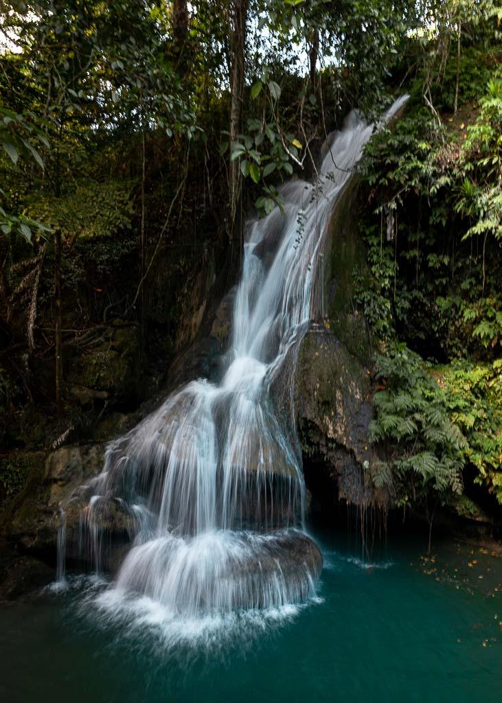 Moalboal Cambais Falls Cebu