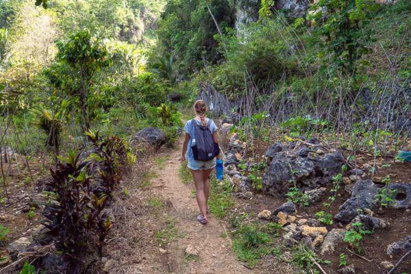Wanderung Cambais Falls Cebu