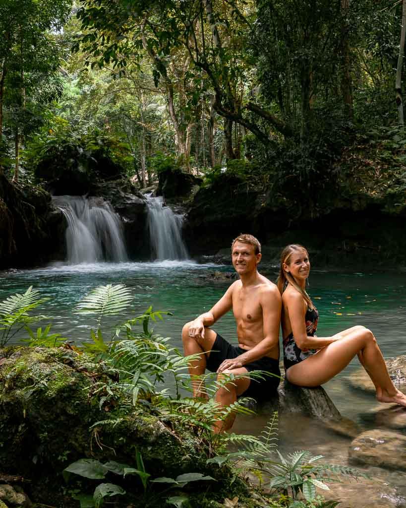 Kawasan Falls Cebu Highlight