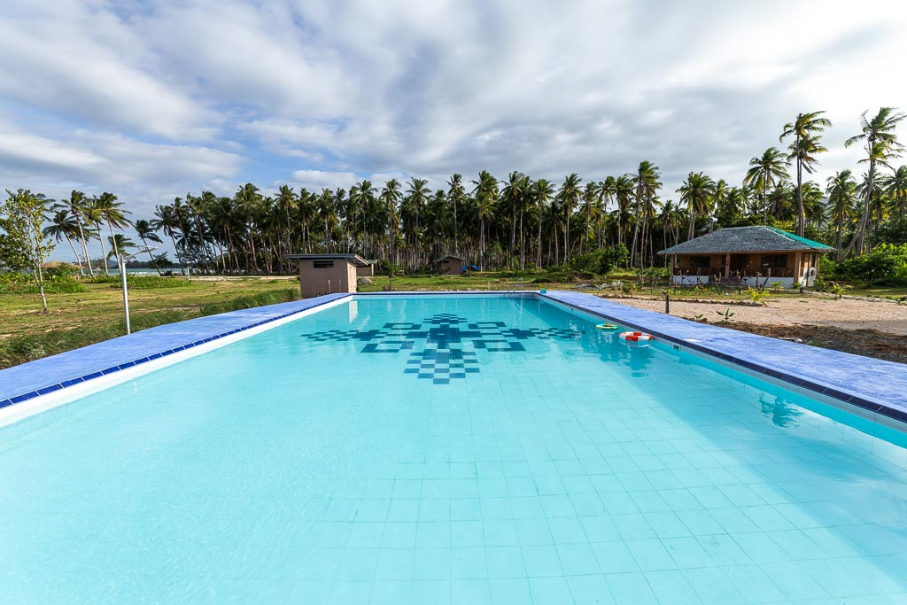 Pool Eastwind Beach Club El Nido