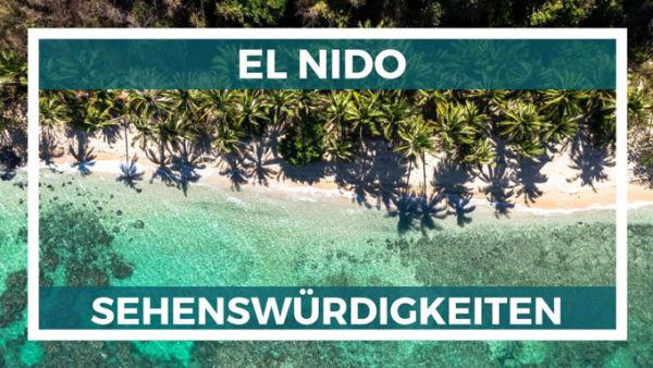El Nido Sehenswürdigkeiten und Reisetipps