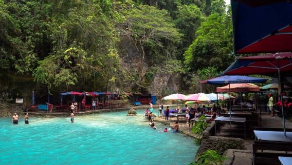 Moalboal Kawasan Falls