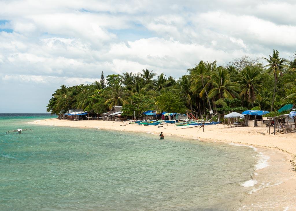 Moalboal Sehensürdigkeit Lambug Beach