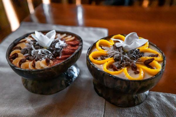 Luca Loko Restaurant Siquijor Smoothie Bowls