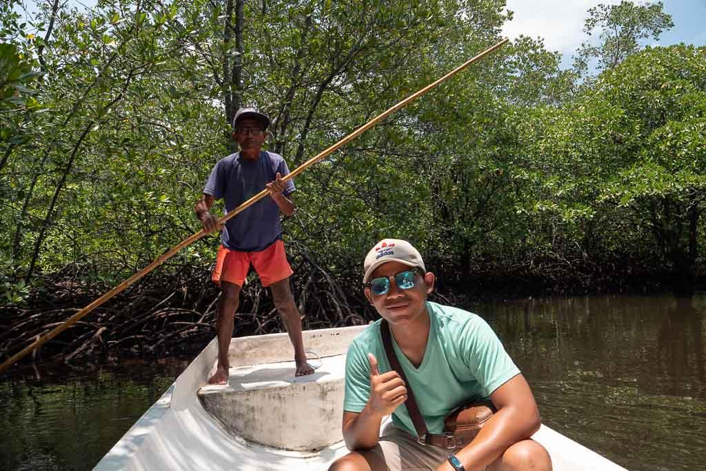 Nusa Lembongan Mangroven Tour
