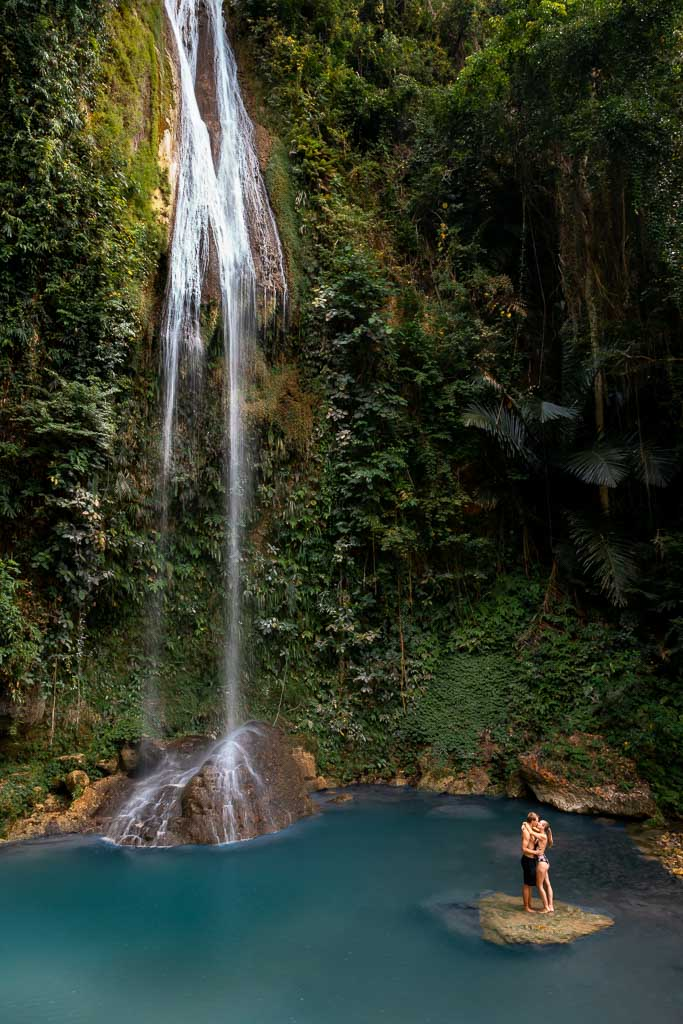 Cebu Montpellier Waterfall