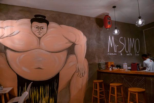 Siquijor Sushi Restaurant Mr Sumo
