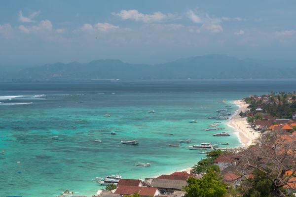 Aussichtspunkt Nusa Lembongan Viewpoint