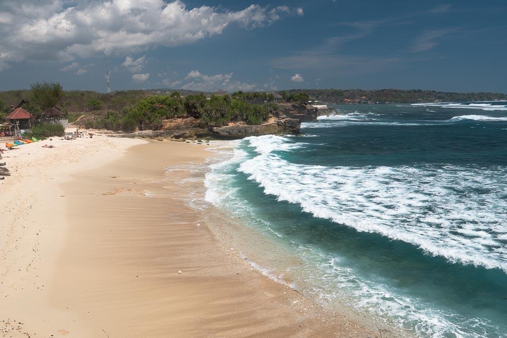 Dreamland Beach Nusa Lembongan