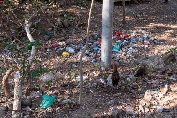 Nusa Penida Müll
