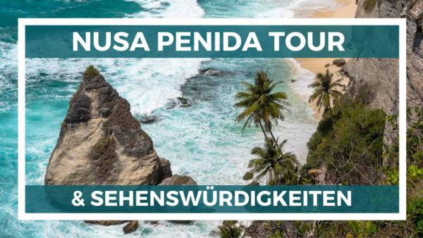 Nusa Penida Sehenswürdigkeiten und Tour ab Bali