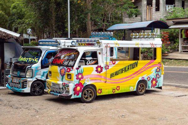 Transportmittel Philippinen Kosten und Ausgaben