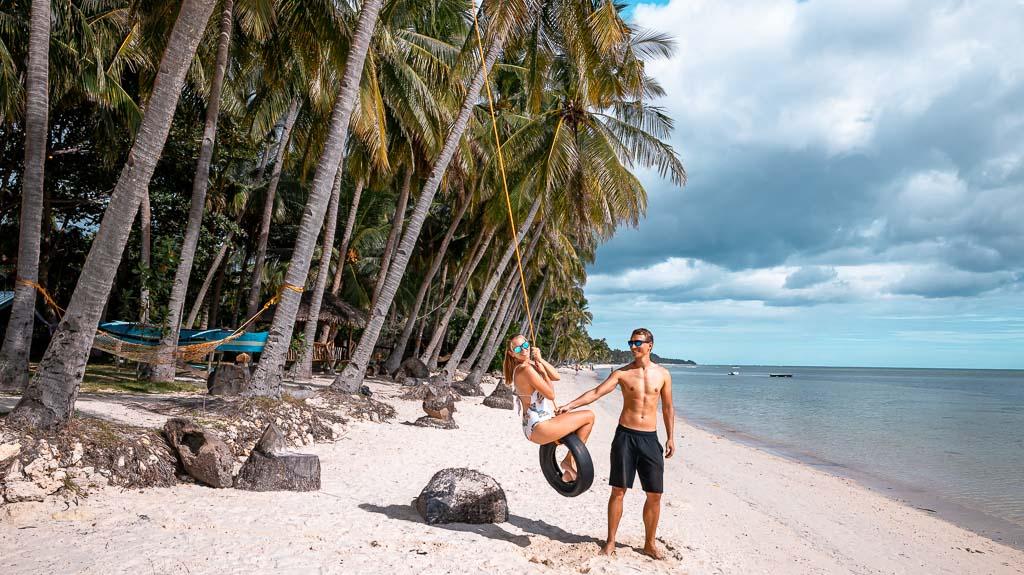 Philippinen Ausgaben für unbezahlbare Momente