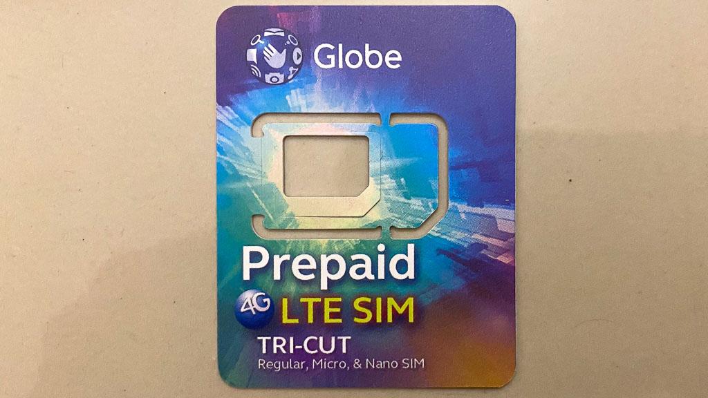 beste Philippinen Prepaid Sim-Karte