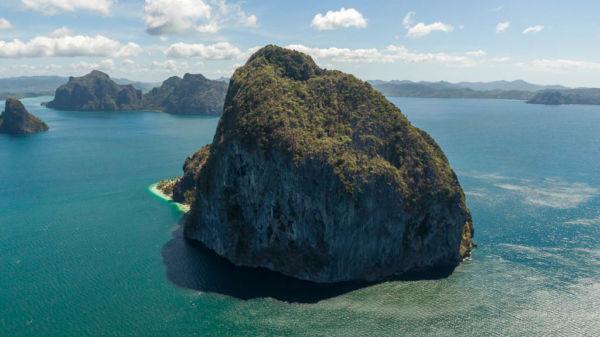 Pinagbuyutan Island El Nido Sehenswürdigkeit