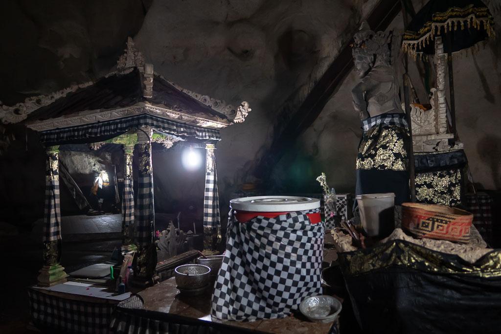 Höhlentempel Nusa Penida Pura Goa Giri Putri