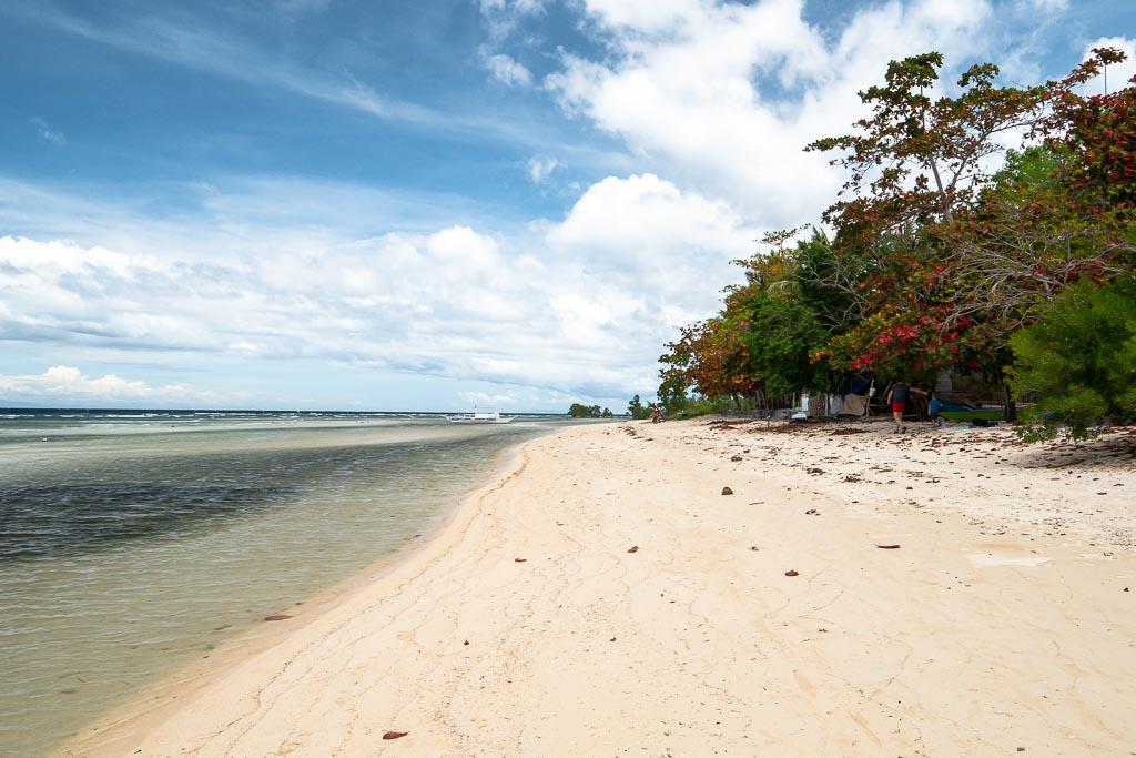 Siquijor Island Sandugan Strand