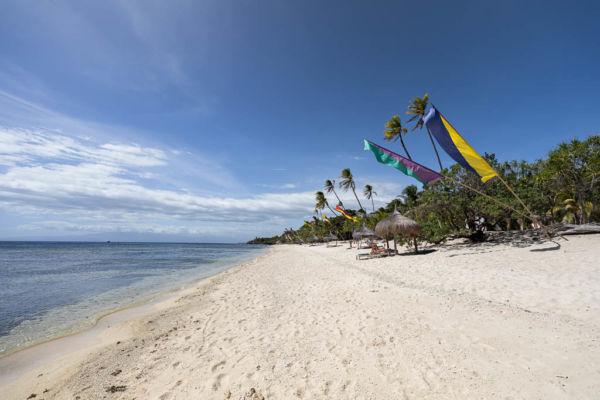 Siquijor Sehnswürdigkeiten Tubod Beach