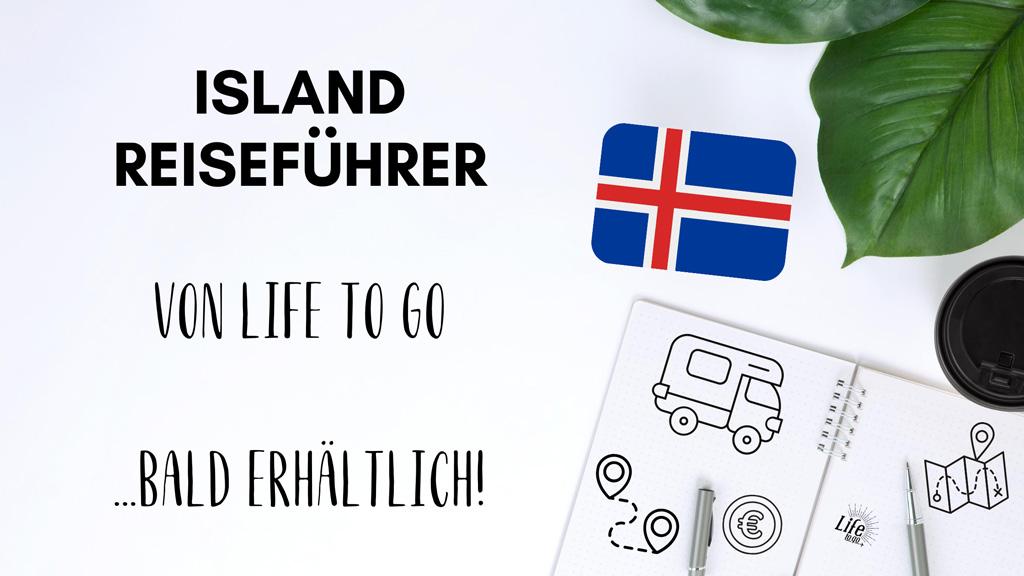 Island eBook Reiseführer