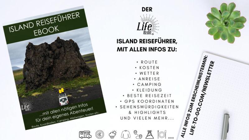 Tipps und Tricks im Island eBook Reiseführer