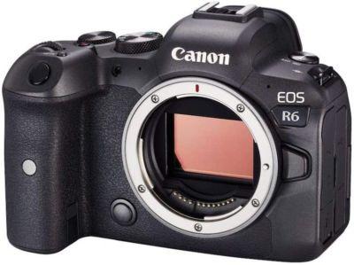 Canon EOS R6 Kamera Life to go Weltreise
