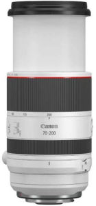 Canon RF 70-200mm F2.8 L Objektiv Life to go Weltreise Kamera