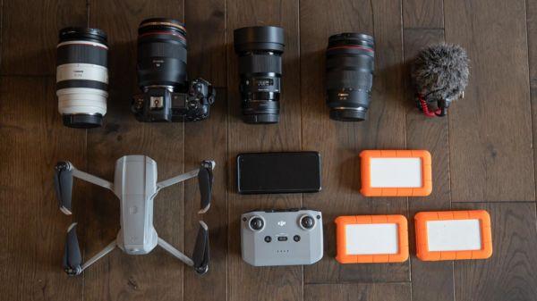 Weltreise Kamera Life to go Technik