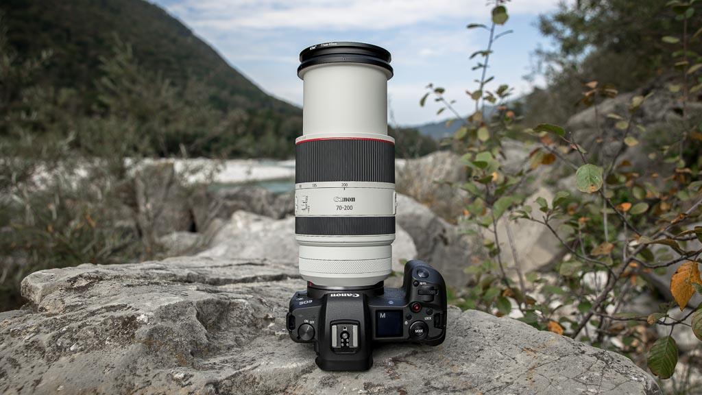 Canon EOS R RF 70-200mm F2.8