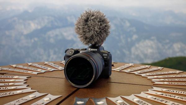 Canon EOS R6 24-70mm F2.8