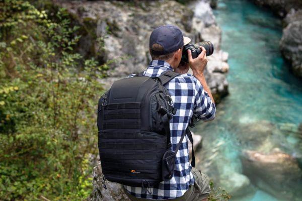Kamerarucksack Lowepro 450 AW II Life to go