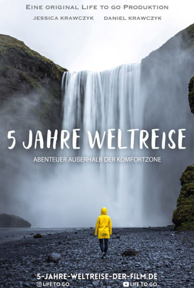 5 Jahre Weltreise - Der Film - Cover